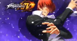 Iori Yagami Million Arthur