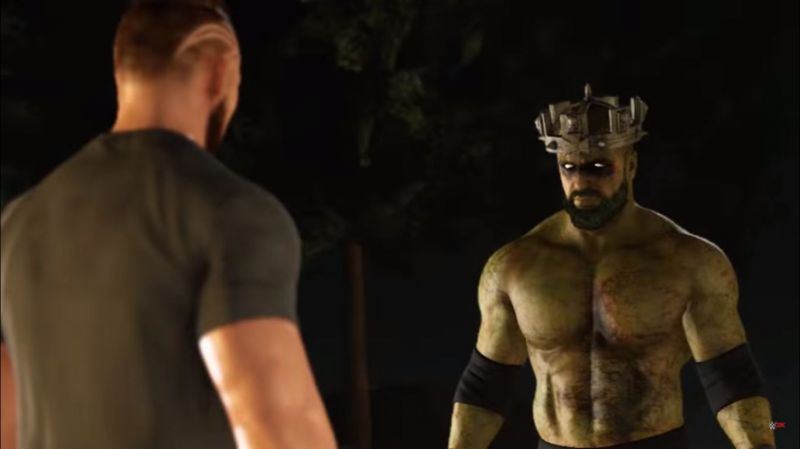 The Outerhaven – WWE 2K19 MyCAREER Might Be The Full