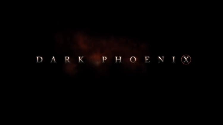 Dark Phoenix Logo 'X-Men: Dar...