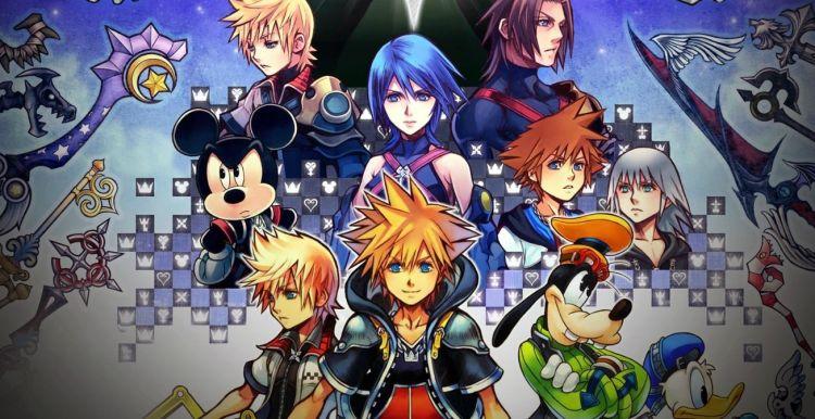 Kingdom Hearts The Story So Far story image