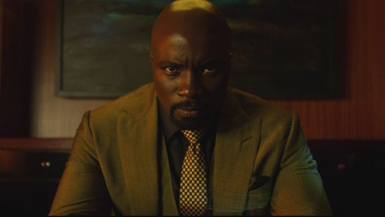 Luke Cage is now in charge