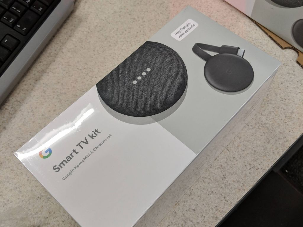 Leaked image of Google's Smart TV Kit