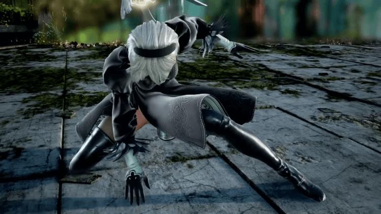 The Outerhaven – Soulcalibur VI: Nier Automata's 2B Revealed