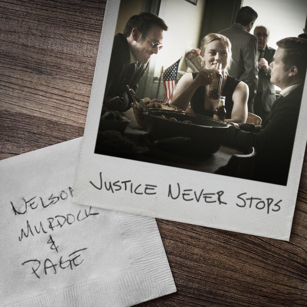Daredevil Justice News Stops photo