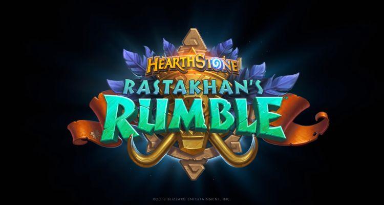 Rastakhan's Rumble