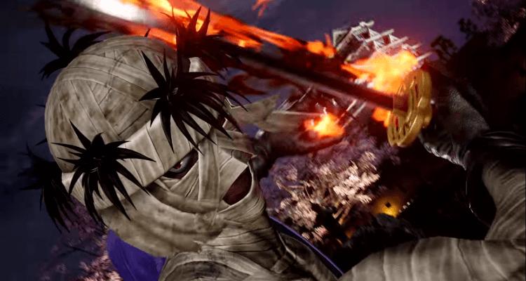 Jump Force, Rurouni Kenshin