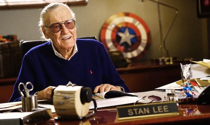 Marvel Comic's Stan Lee