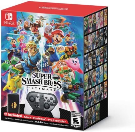 The Outerhaven – The Super Smash Bros  Ultimate Demo Is