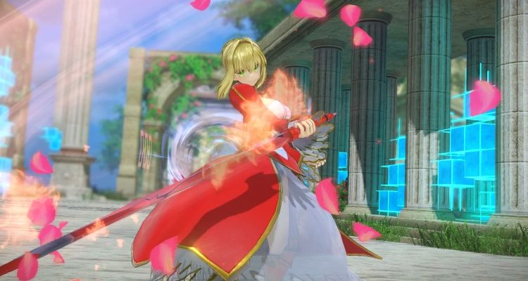 Fate/Extella is coming to the PC and Switch