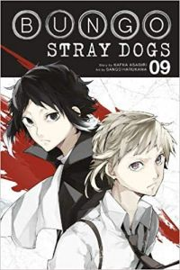 The Outerhaven – Bungo Stray Dogs Vol  9 Review