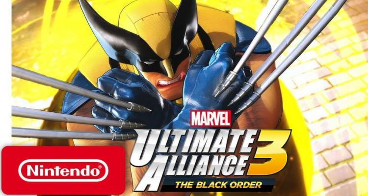 Marvel ultimate Alliance 3 Marvel Ultimate Alliance 3 X-Men Trailer