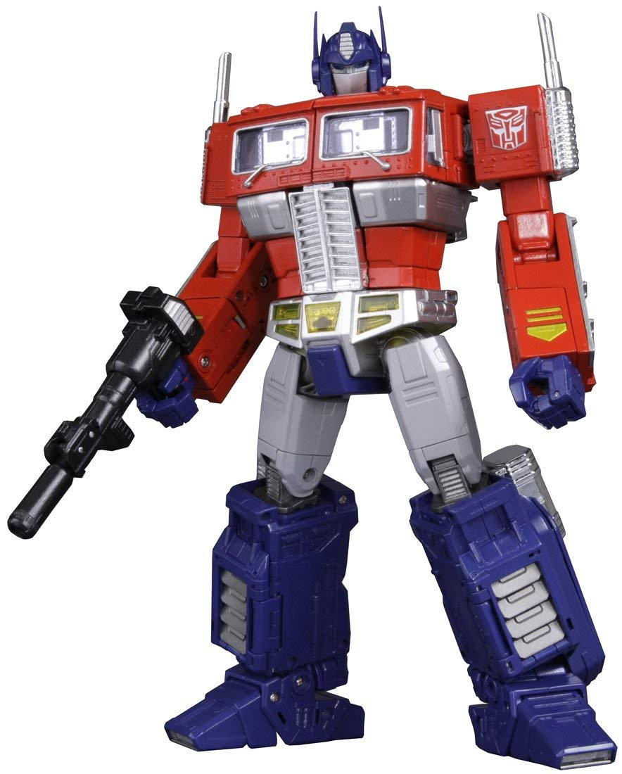 Takara Tomy Transformers Masterpiece MP-10 Convoy-01