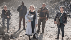Doctor Who Series 11 The Battle of Ranskoor Av Kolos