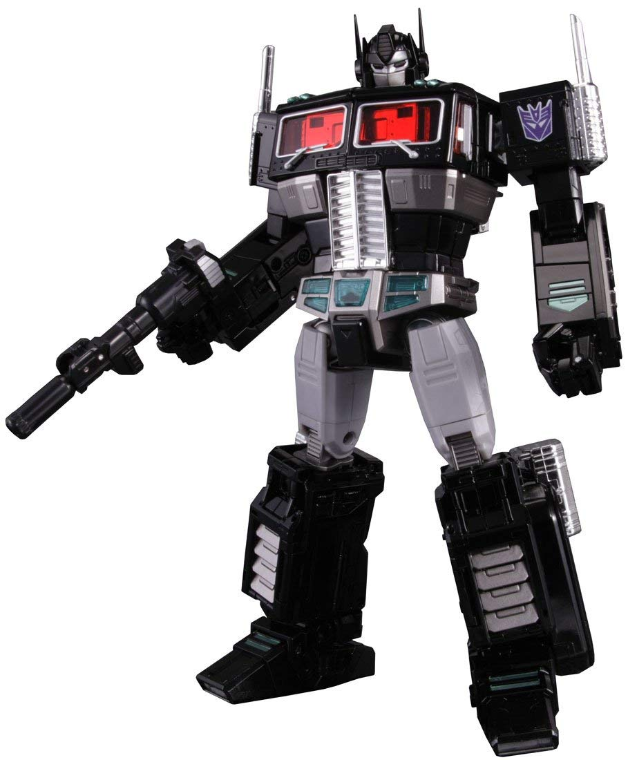 Transformers - Master Piece MP10B Black Convoy-01