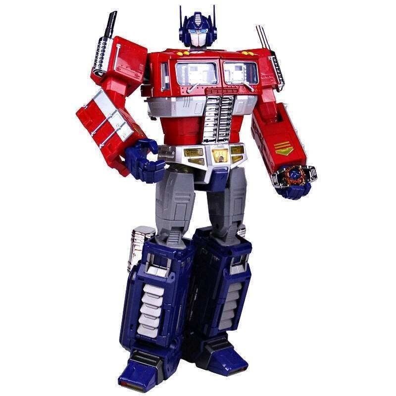 Wei Jiang Masterpiece MPP10 Oversized Optimus Prime-02