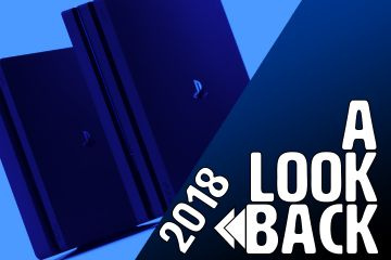 a look back PlayStation 4