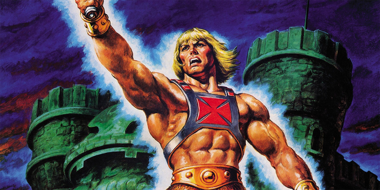 Toys on a Tuesday: A History of He-Man Both Good, Bad and Meme Worthy
