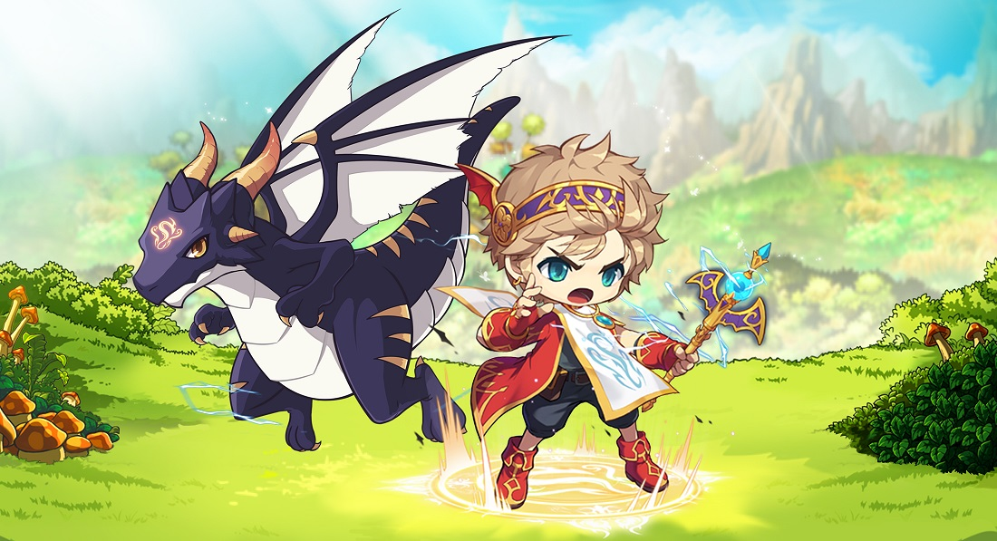 The Outerhaven – MapleStory M Introduces New Evan Class and