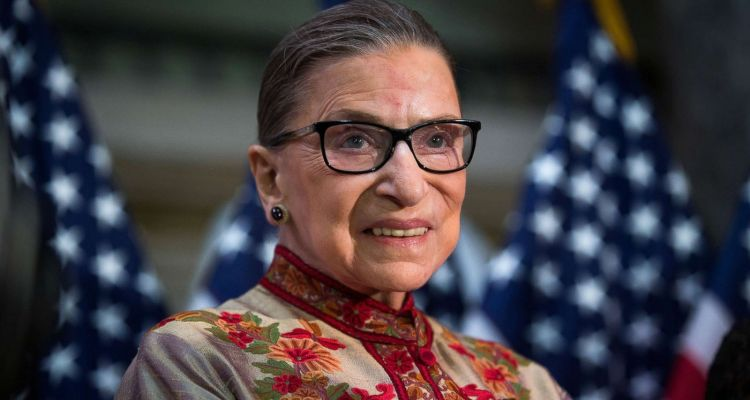 Ruth Bader Ginsburg Lego Movie