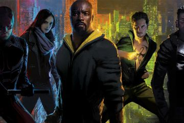 Marvel Netflix Jessica Jones Daredevil Luke Cage Iron Fist Punisher Defenders