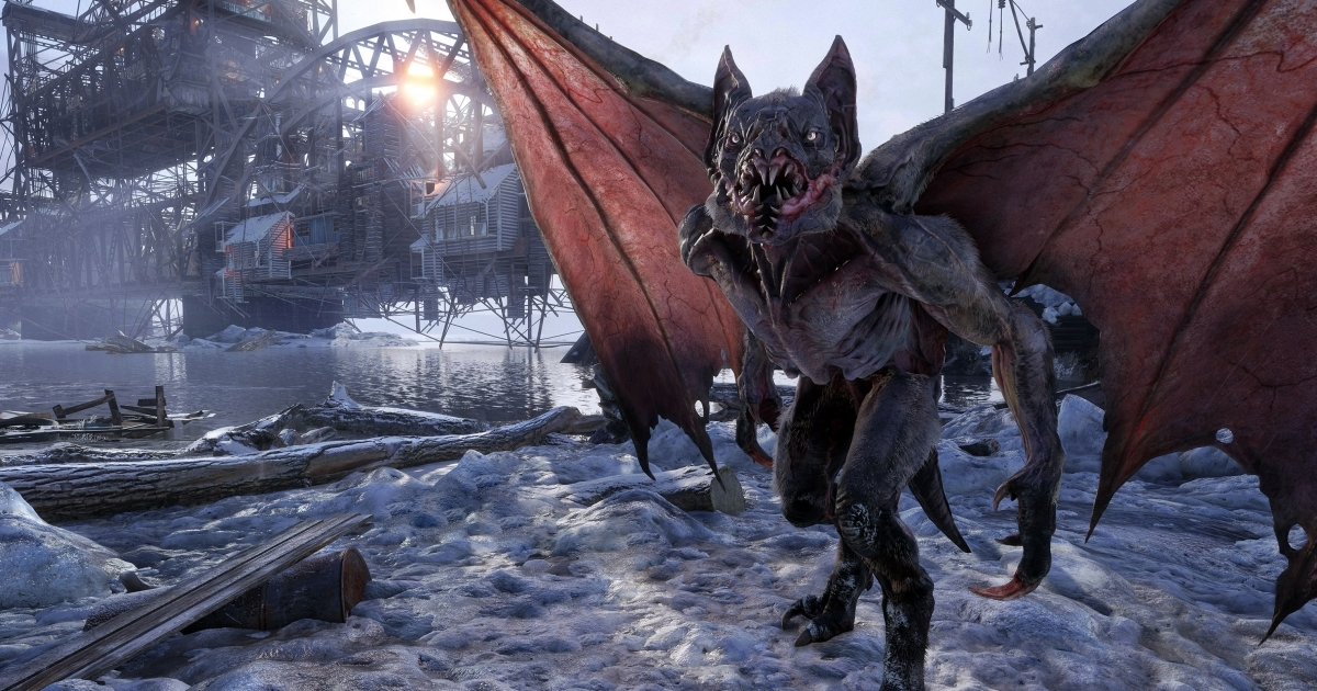 The Outerhaven – Review: Metro Exodus – There's Only Metro