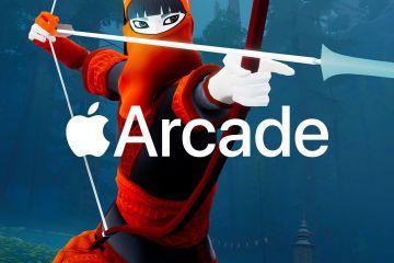 Apple Arcade Logo