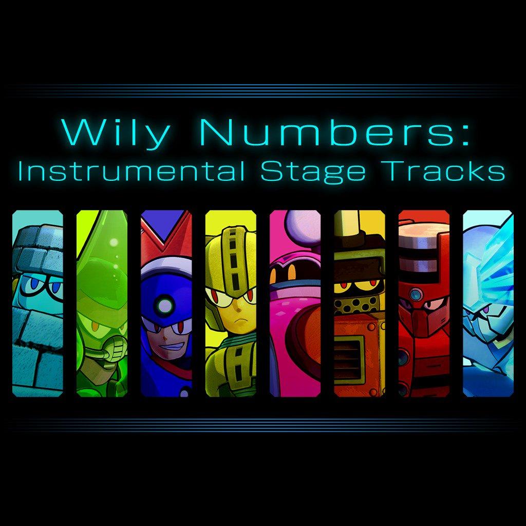 Mega Man 11 Wily Number Instrumental Tracks Free for Limited