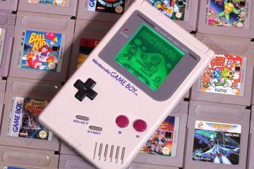 GameBoy, Nintendo