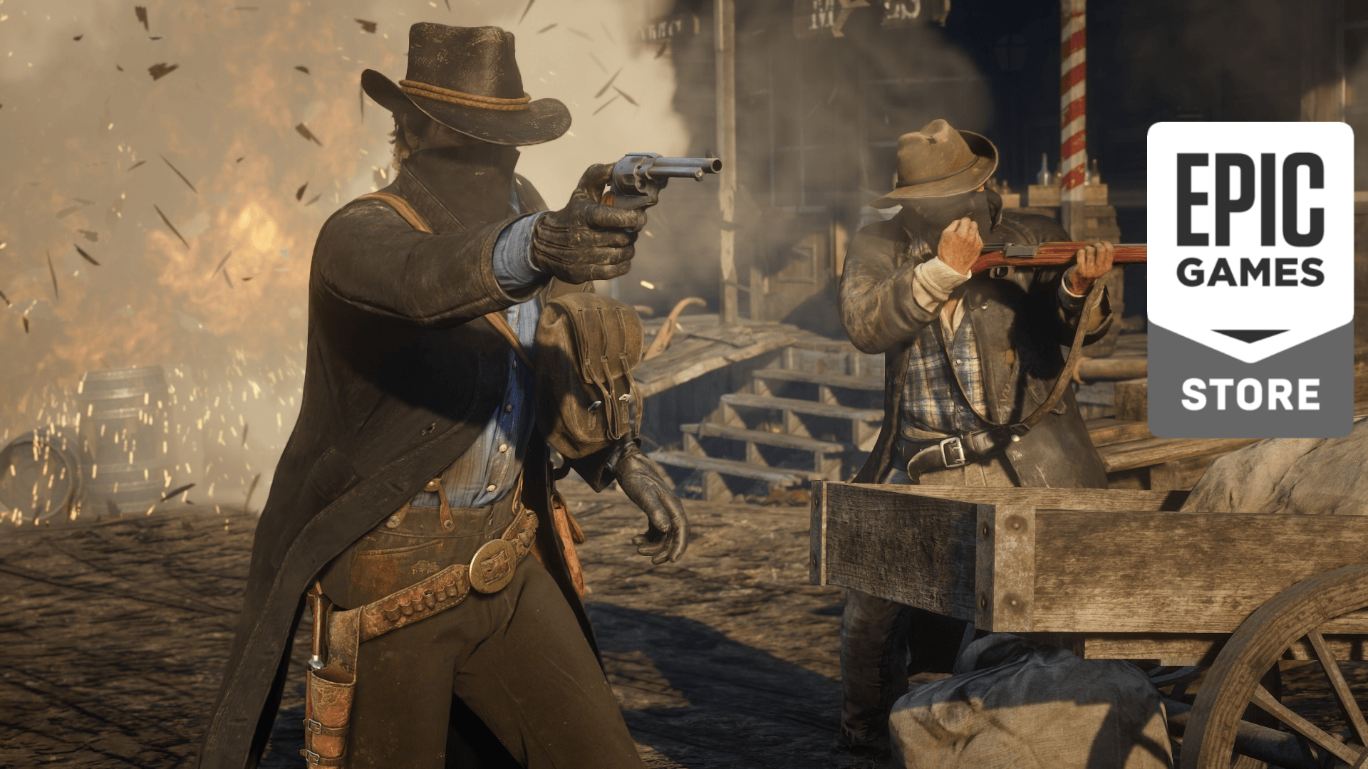Rumor: Red Dead Redemption 2 PC Version Possibly an Epic