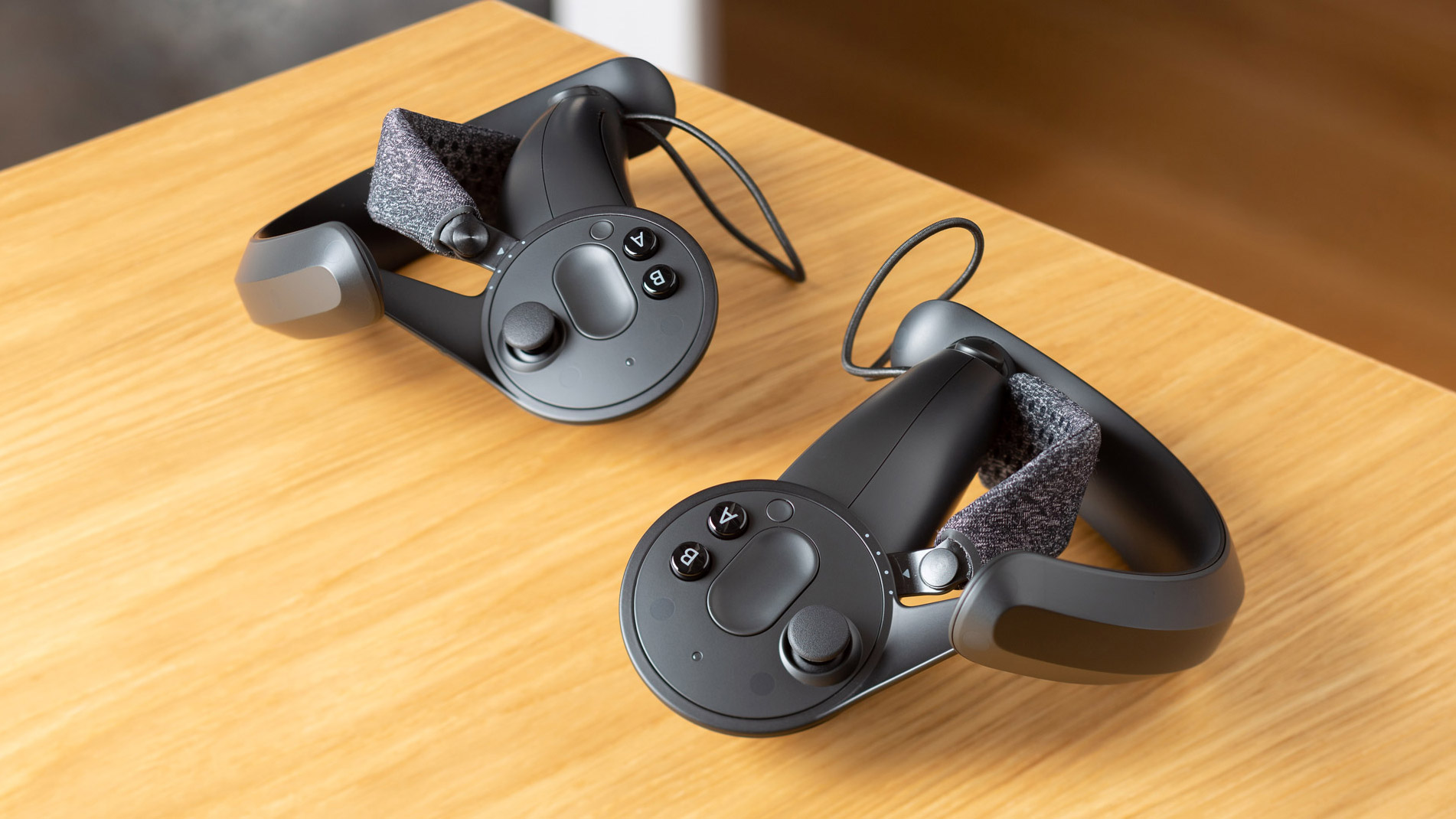 The Outerhaven – Valve Index VR Headset Page Appears on