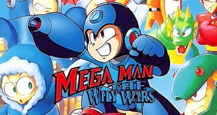 Mega Man The Wily Wars included on the Sega Genesis Mini