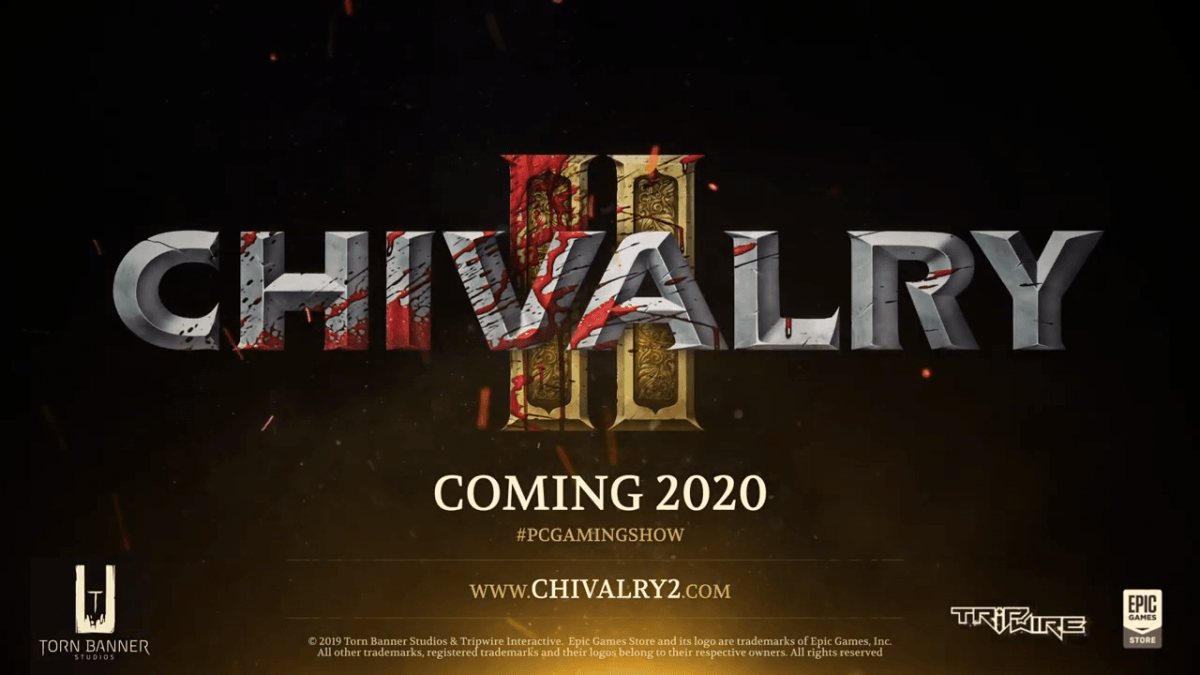 E3 2019: Chivalry II Announced By Torn Banner and Tripwire