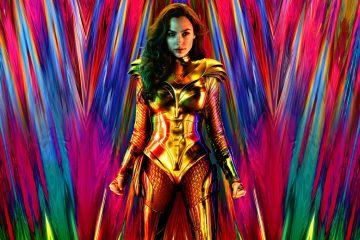 Wonder Woman 1984 Armor Poster