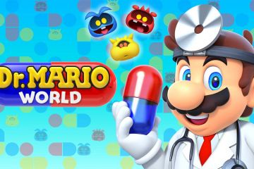 Dr mario world review header