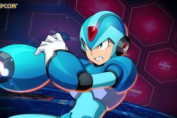 Megaman X Dive Screenshot-01