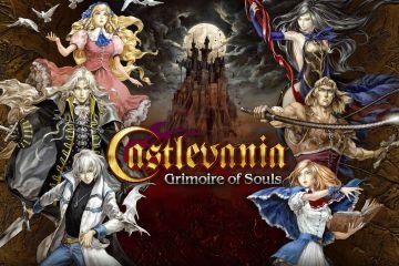 Castlesvania - Grimoire of Souls header