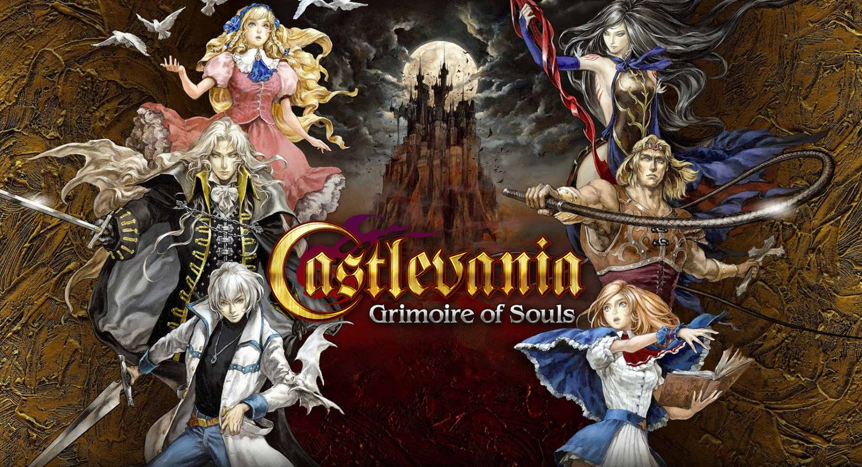 Castlesvania - Grimoire of Souls header