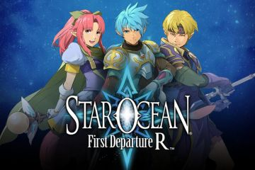 Star Ocean First Departure R