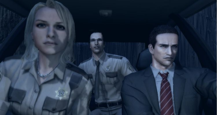 Is this real life? Deadly Premonition 2 is on the way