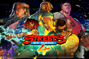 Streets of Rage 4 5th player announcement and release date-01.png