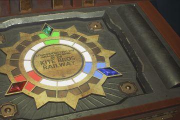 Resident Evil 3 - Solving the Gem Puzzle-01