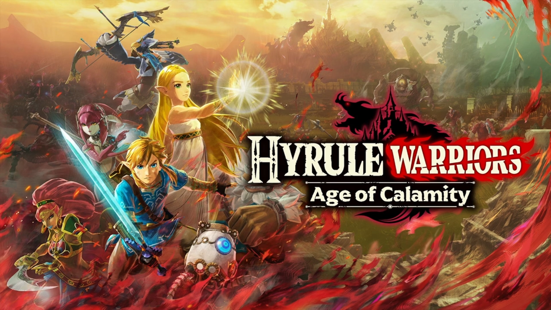 Hyrule Warriors Age Of Calamity Review A Fresh Breath Of The Wild The Outerhaven