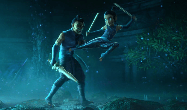 Disney Releases Teaser for 'Raya and the Last Dragon'